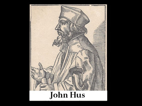 Roots of the Reformation: John Hus
