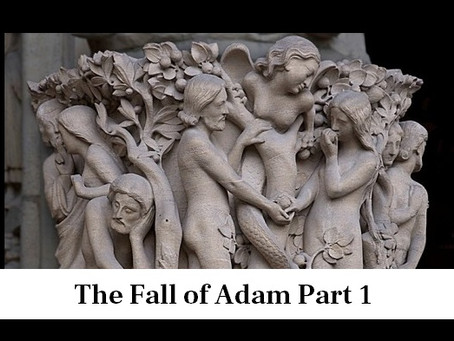 The Fall of Adam Part 1