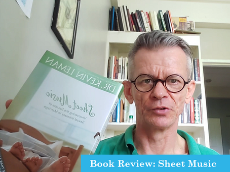 """Book Review for """"Sheet Music: Uncovering The Secrets of Sexual Intimacy in Marriage"""""""