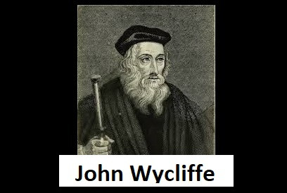 Roots of the Reformation: John Wycliffe