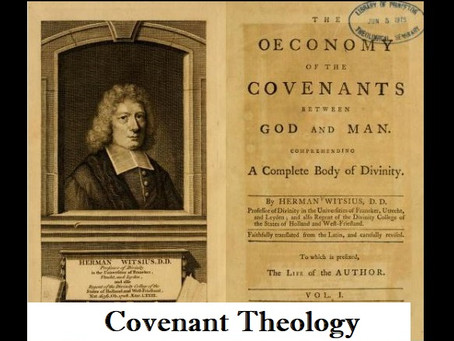 What is Covenant Theology?