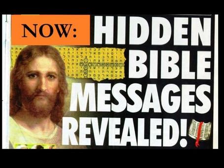 Bible Interpretation Part 5: Secret Codes and Double Meanings