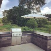 Outdoor-Kitchen-Grill-Stonework