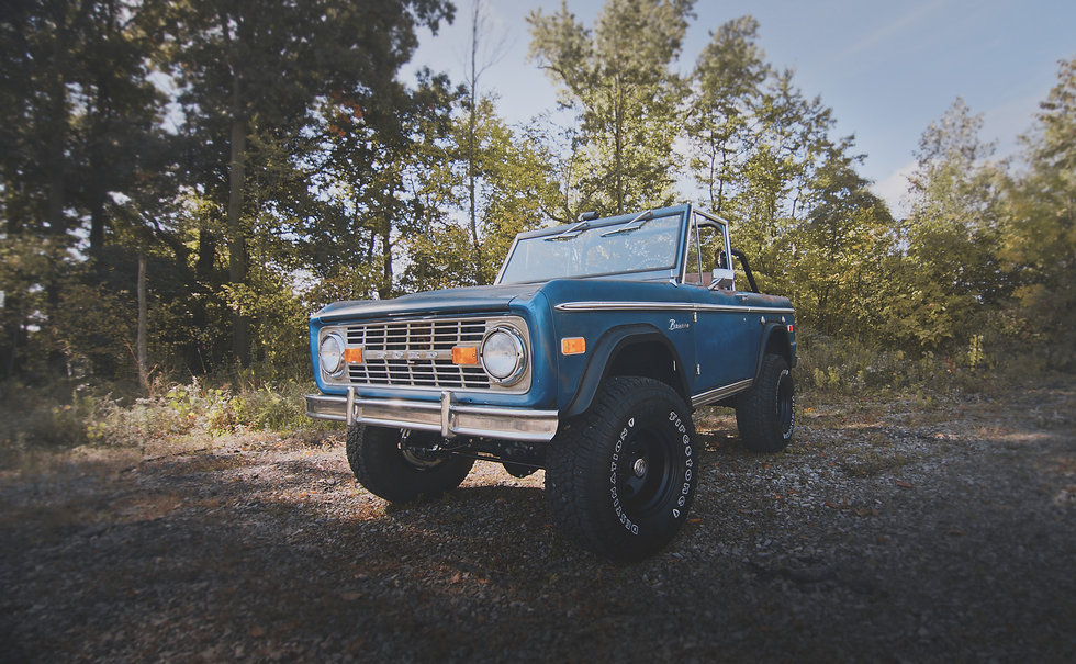Classic patina from the scorching Arizona sun make this Bronco a stand out! This one of a kind classic is ready to continue its story with you!