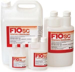 F10SC Veterinary Disinfectant- 200ml