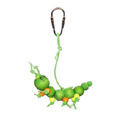The Caterpillar Bird Toy