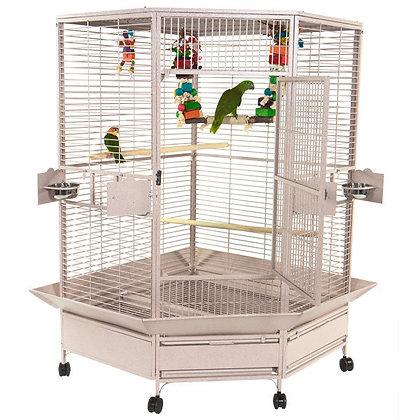 "61"" x 48"" x 73"" Extra Large Corner Cage"
