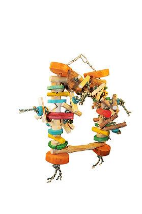 Java Wood Munchy Swinger -- Small