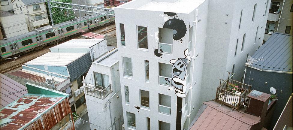tokyo art apartment
