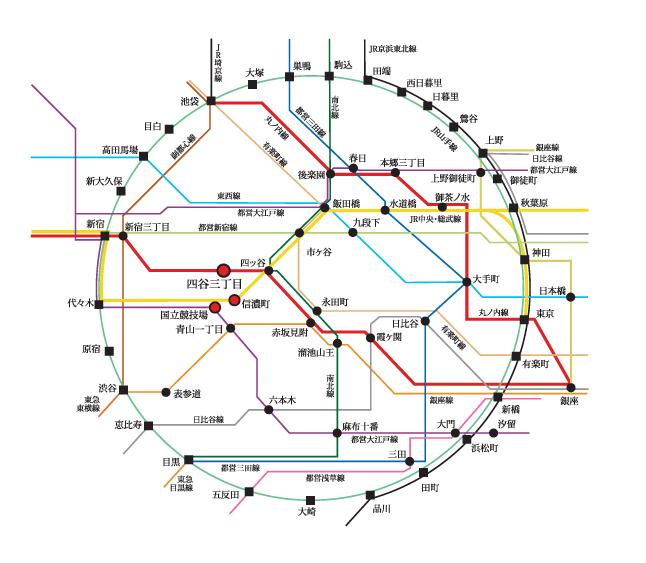 プレミアムキューブ四谷203 (1)