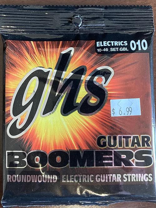 GHS Guitar Boomers Electric Guitar Strings