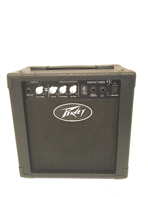 Peavey Max 126 Bass Amplifier
