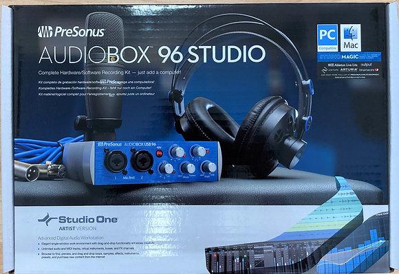 Presonus AudioBox 96 Studio One