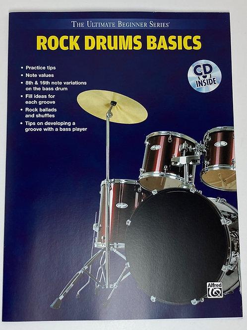 Alfred's Rock Drum Basics