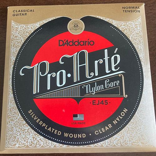 D'Addario Classical Guitar Strings