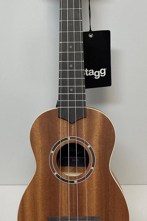 Stagg Soprano Ukulele Mahogany