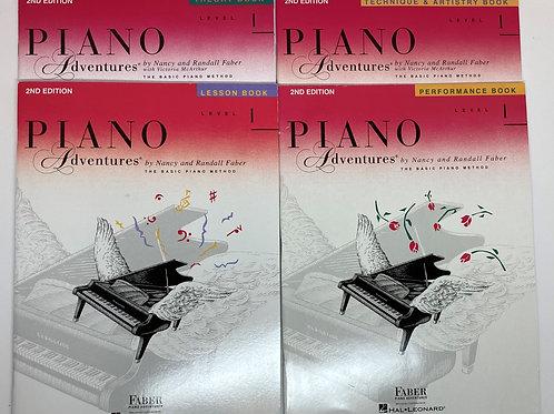 Faber Piano Adventures Level 1