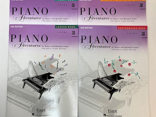 Faber Piano Adventures Level 3B