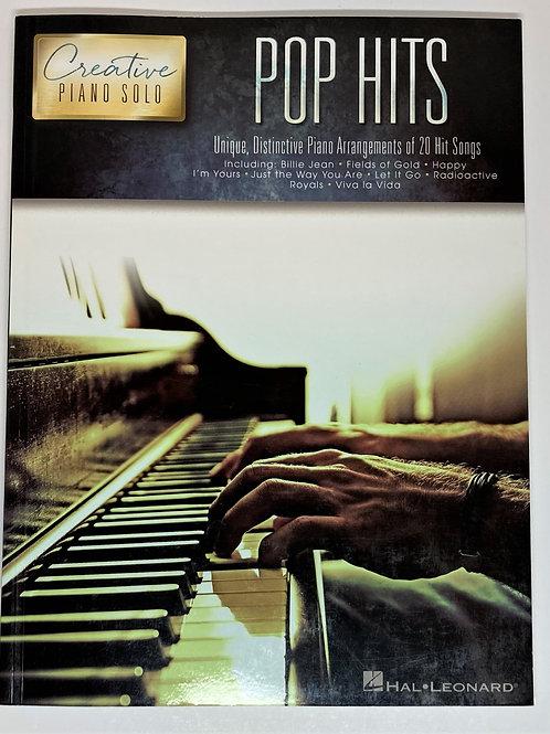 Creative Piano Solo Pop Hits