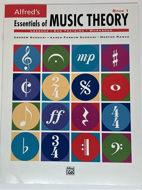Alfred's Essentialsof Music Theory