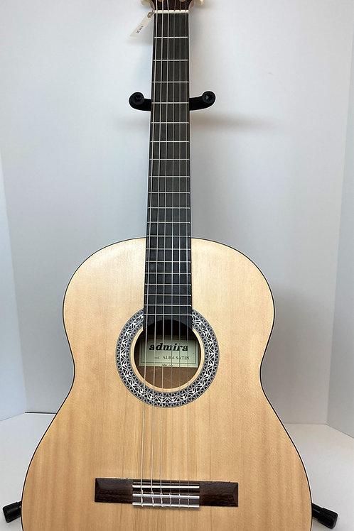 Admira Alba Satin Classical Guitar