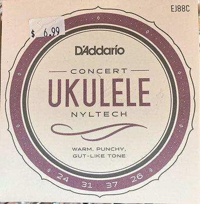 D'Addario Concert Ukulele Strings