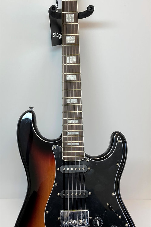 Stagg Vintage Series SES-60 Sunburst