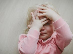 A lógica da criança ao entender sua reação ao choro