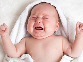 Entenda o choro do seu filho