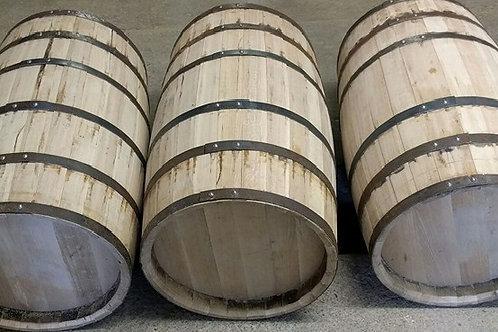 30 Gallon White Oak Barrels
