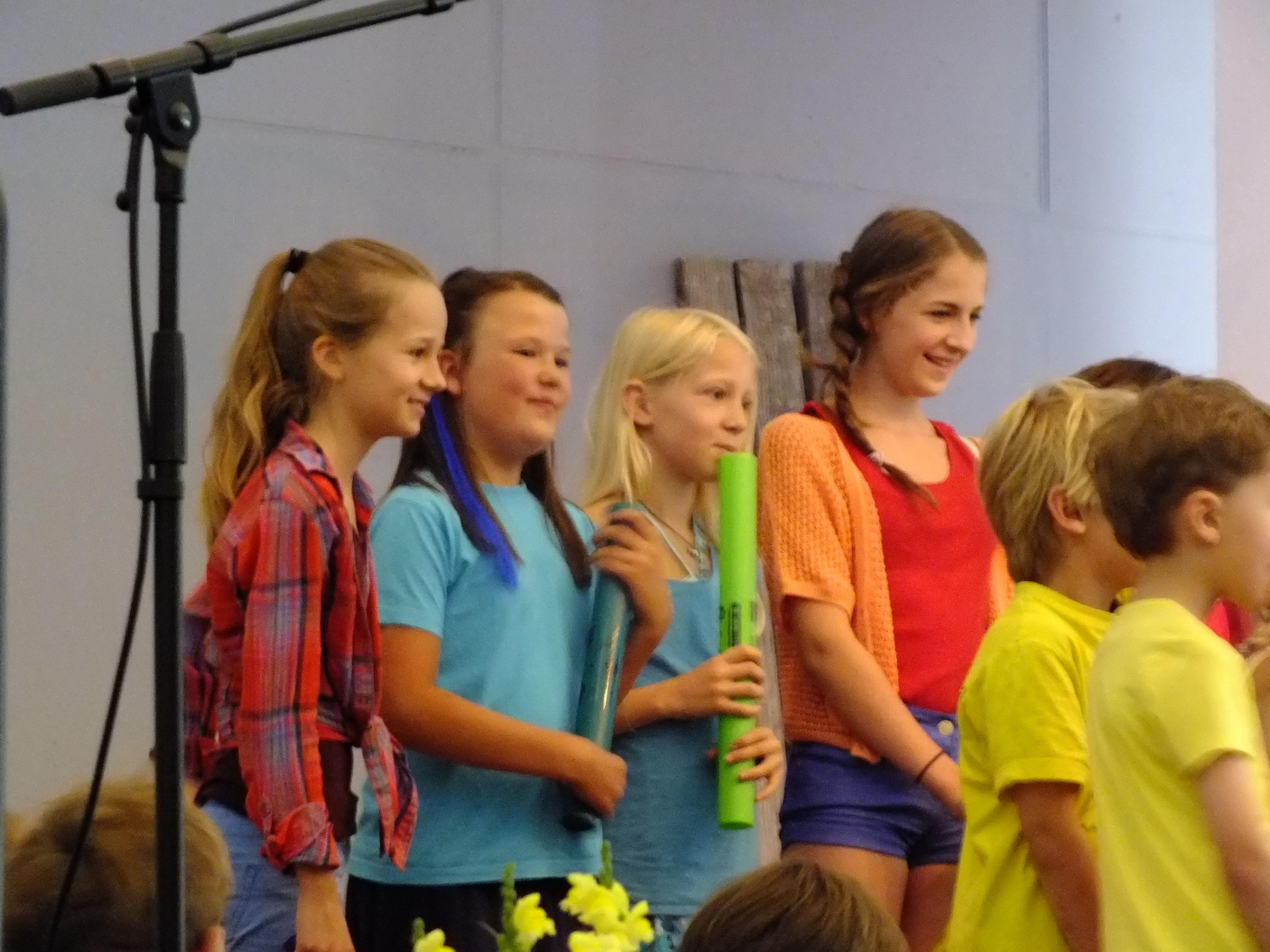 Singen mit Boomwhacker