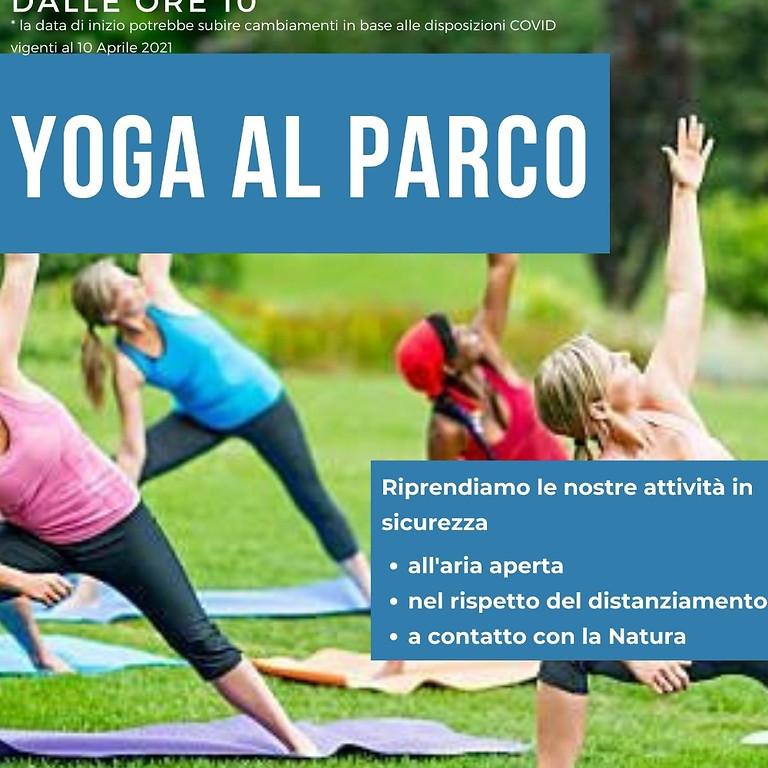 Yoga al Parco Buzzaccarini