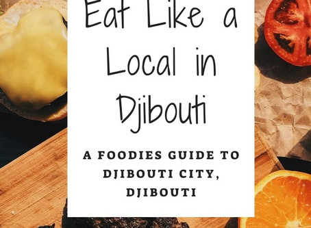 Eat like a local in Djibouti!