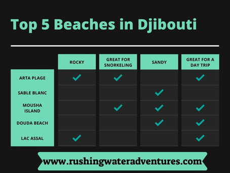 No. 1-Best Beaches in Djibouti: Arta Plage