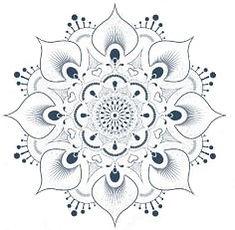 Luxury-Arabic-Mandala-Background-Golden-