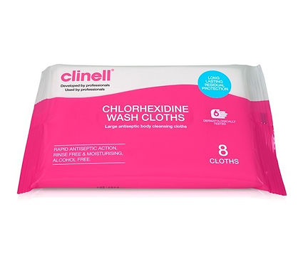 Clinell_Chlorhexidine_Wash_Cloths__26974