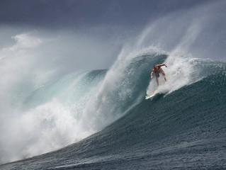 lar du livets «bølger» overvelde deg?