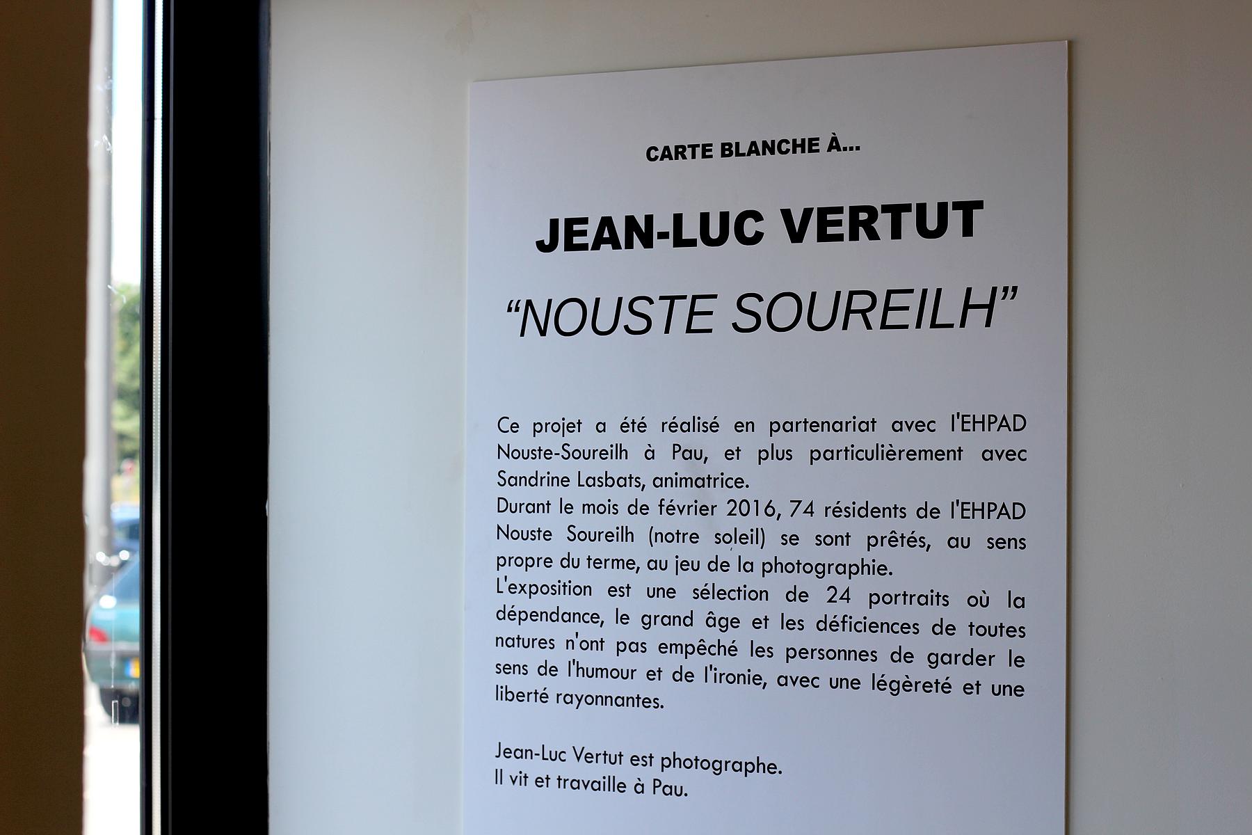 """Jean-Luc Vertut, """"Nouste Soureilh"""""""