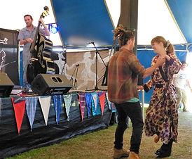 Kangaroo Valley Folk Festival:  In full swing