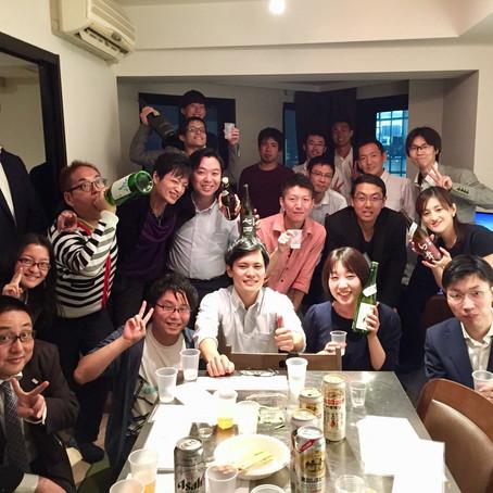 日本酒イベントを開催しました。