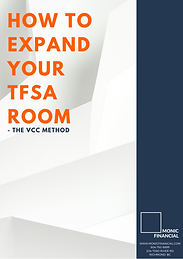 Monic_How To Expand Your TFSA Room - The