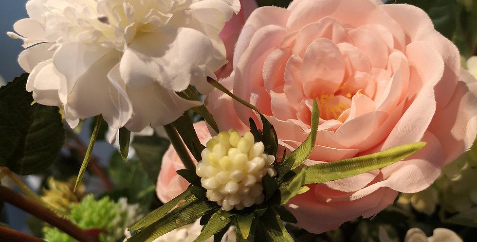 Faux Silk Flowers