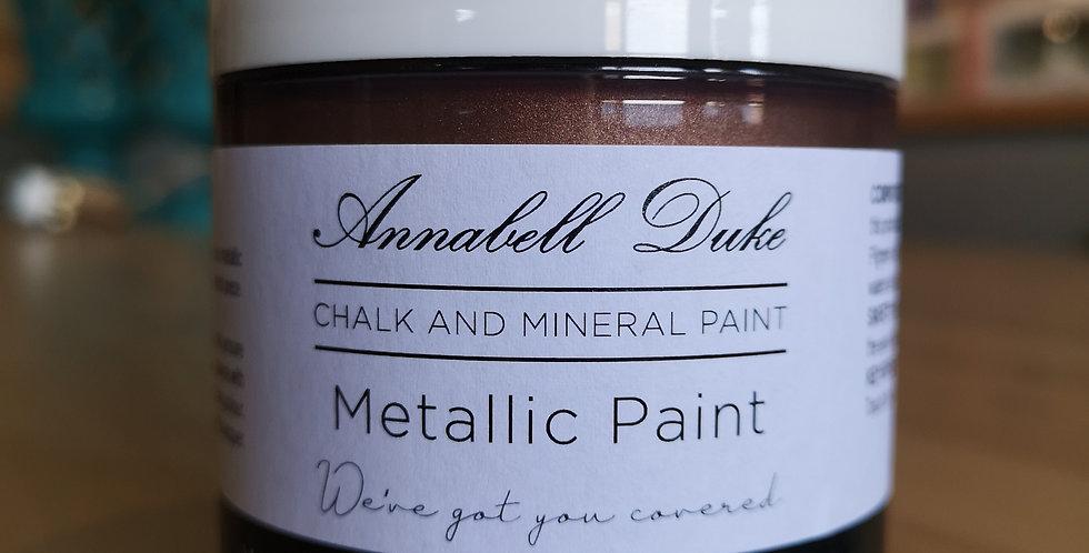 ROSE GOLD METALLIC - ANNABELL DUKE
