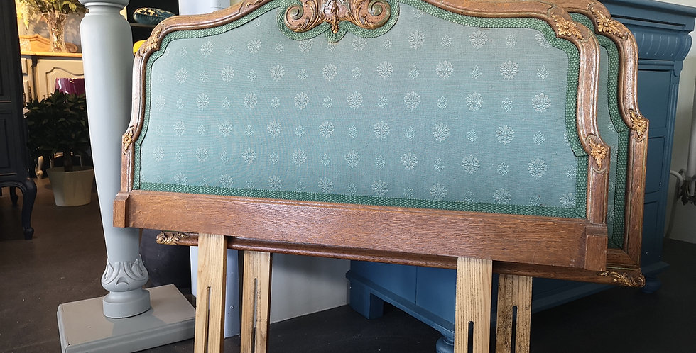 Pair of Single French Headboards