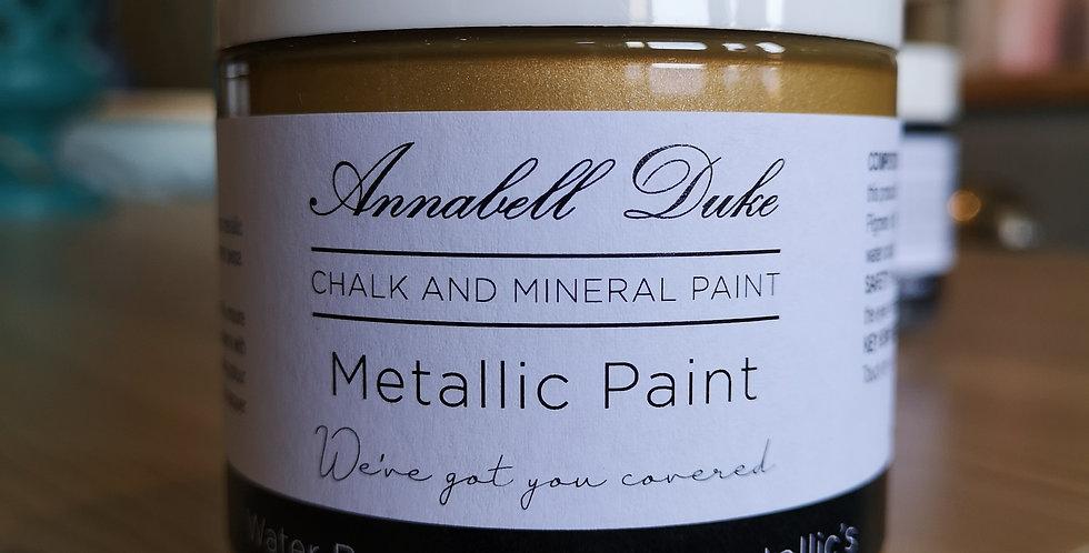 GOLD METALLIC MILLIONAIRE - ANNABELL DUKE