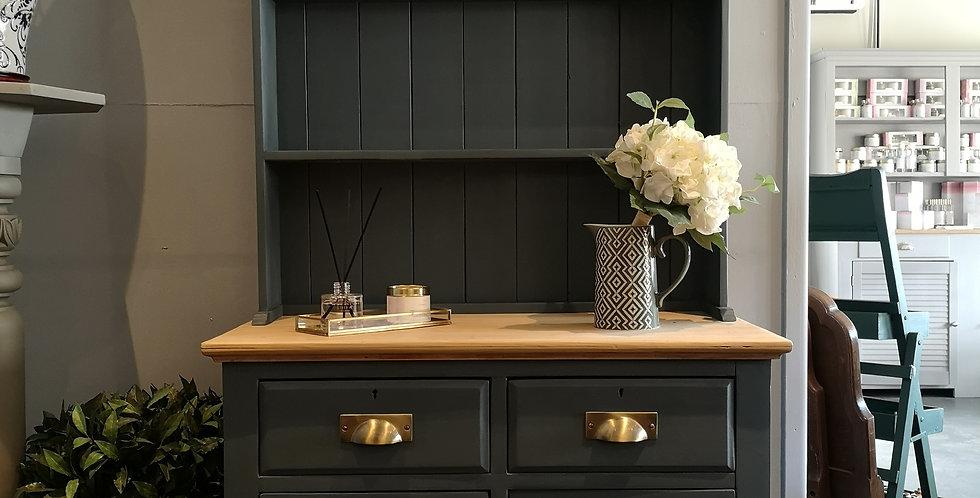 Elegant Blue Dresser