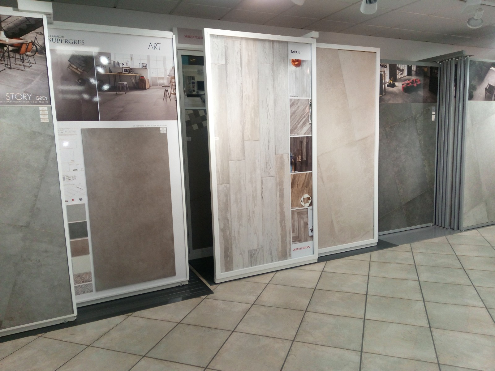 Showroom Perez carrelages