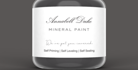 CHARCOAL - ANNABELL DUKE MINERAL PAINT