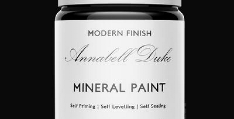 PITCH BLACK - ANNABELL DUKE MINERAL PAINT