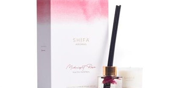 Shifa Candle & Diffuser Gift Set